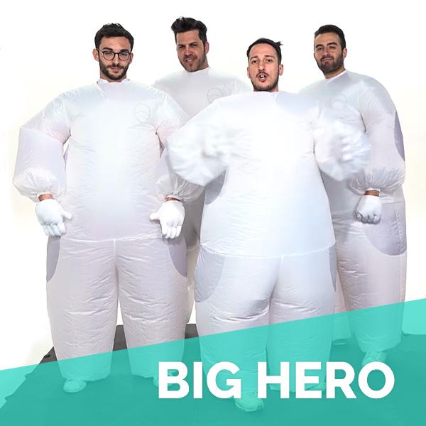 DISNEY HERO 6