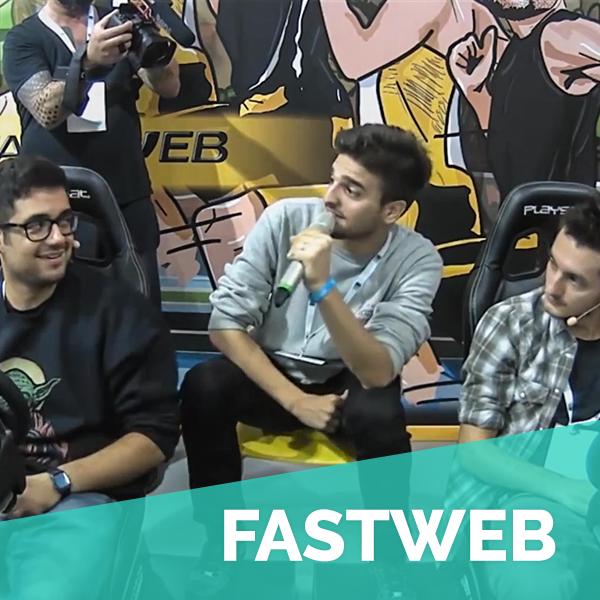 FASTWEB per la GAMES WEEK